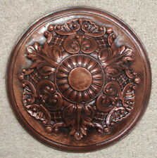 Round Ornate Medallion Wall Ceiling Home Decor Fancy Victorian Vintage