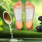 100 Pcs Detox Foot Pads Patch Detoxify Toxins Adhesive Keeping Fit Health Care