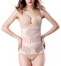 3 In 1 Postpartum Support Recovery Belly Waist Pelvis Belt Body Shaper