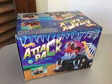 1992 Hot Wheels  Large Attack Pack Big Bones Tow Truck #1853 Nib Sealed Box