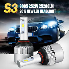 9005 / HB3 252W PHILIPS LED Headlight Kit Low Beam Bulbs White 6500K Lumileds TM