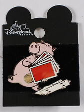 1934P Walt Disney Toy Story 2 Hamm Carrying Playing Cards Pin