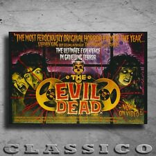 "The Evil Dead Poster Giant XXL 36"" Retro Classic  #497251"
