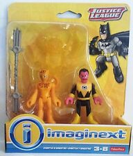 Imaginext DC Comics Justice League Cheetah and Sinestro - Brand New and Mint