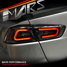 Varis Full Smoked LED Tail Lights for MITSUBISHI LANCER CJ CF SEDAN 07-16 EVO X
