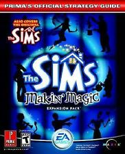 The Sims Makin' Magic : Prima's Official Strategy Guide by Prima Temp Authors...
