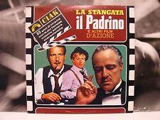 LA STANGATA IL PADRINO E ALTRI FILM D'AZIONE LP VG+/NM 1981 CINEVOX CIA 5015