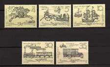 15151) RUSSIA 1987 MNH** Nuovi** - Postal Couriers – Trasportation