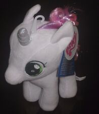 "New Build-A-Bear 10"" SWEETIE BELLE MINI CUTIE MARK CRUSADER  MY LITTLE PONY"