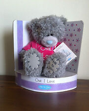 "Me To You Tatty Teddy Bear One I Love 6"" Valentines Gift"