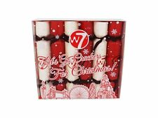 W7 Let's Go Crackers for Christmas Festival Makeup Six Makeup Cracker Gift Set