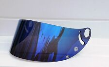 Aftermarket Shark Espejo Azul Visera Blue Mirror Visor Shield RSR RSR2 RSX RS2