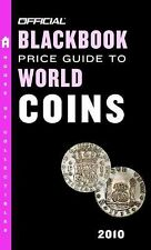 The Official Blackbook Price Guide to World Coins 2010, 13th Edition-ExLibrary