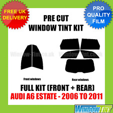 AUDI A6 ESTATE 2006-2011 FULL PRE CUT WINDOW TINT KIT