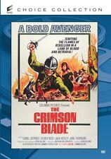 Crimson Blade (2014, REGION 0 DVD New) DVD-R
