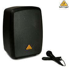 Behringer MPA40BT Portable MIC Bluetooth PA System Speaker l Authorized Dealer