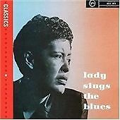 BILLIE HOLIDAY 'LADY SINGS THE BLUES' NEW VERVE DIGIPAK CD - FREE 1ST CLASS POST