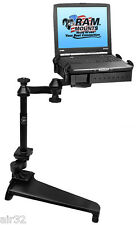RAM No-Drill Laptop Mount for Nissan NV1500, NV2500HD, NV3500HD, Others