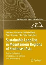 Environmental Science and Engineering Ser.: Sustainable Land Use in...