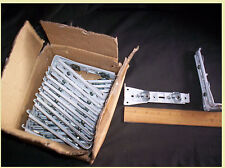 "BRACKET for Traverse Rod 25/ Box. DOUBLE CENTER SUPPORT 5-3/4"" to 7"" White #3500"