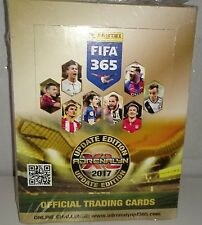 Panini Adrenalyn XL Fifa 365 2017 Update Edition Sealed Box 50 Booster Packs