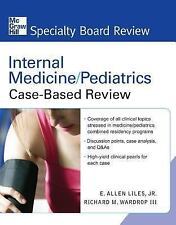 McGraw-Hill Specialty Board Review: Internal Medicine - Pediatrics by E....