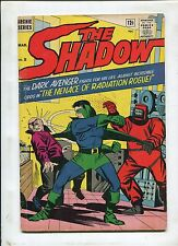 The Shadow #65~ Siegel Scripts The Menace Of The Radiation Rogue! ~(Grade 5.0)WH