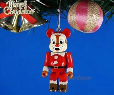 Decoration Xmas Ornament Home Decor Bearbrick Disney Chip and Dale *K1048_C