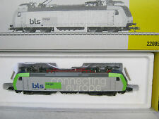 Digital Trix ho/dc 22085 e-Lok br re 485 005-3 BLS cargo (rg/cl/173-69s1/4)