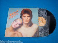 David Bowie pin ups 1973 VENEZUELA edit (VG/EX) lp LPVS-1437 ç