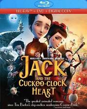 NEW Jack and the Cuckoo-Clock Heart Blu-ray + DVD + Digital Copy