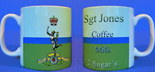 Royal Signals Tea Coffee Mug personalised name etc