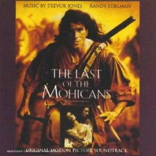 THE LAST OF MOHICANS (BOF) - EDELMAN RANDY (CD)