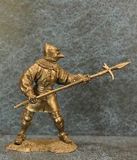 Tin Soldiers * Middle Ages * Knight of the Teutonic Order, 14th Century. * 54 mm