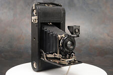 - Vintage Ansco Automatic No. 1 Spring Wound Automatic Film Advance Camera