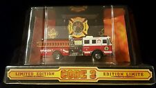 "Code 3 Fire Engine Collectibles ""City of Windsor"" 1/64 Seagrave Pumper Truck LE"