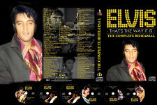 Elvis - THE COMPLETE REHEARSALS - 6 CD