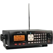 Whistler WS1065 Digital Base Mobile UHF/VHF Police Scanner Fire Safety Skywarn