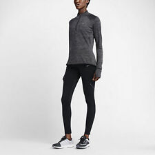 Nike 693183 010 Women's Small $90 Shield Training Tights Pants Running Warm