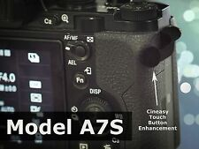 Cineasy Touch BLACK Video Record Button Enhancement V1 for the Sony A7S Camera