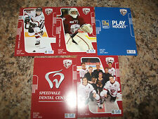 2013-14 GUELPH STORM SPEEDVALE DENTAL CENTRE SPONSOR CARD