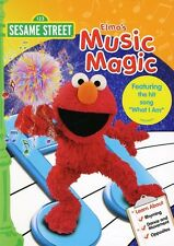 Sesame Street: Elmo's Music Magic (2011, REGION 1 DVD New)