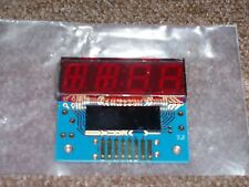 HAFLER LED DISPLAY WITH DRIVER (DH-330 FM TUNER) -- NOS. Part# AA117 / NSM 4005A
