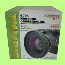 Raynox MDR-079PRO 0.79x Wide Angle Conversion Lens for 49mm 52mm mounting size