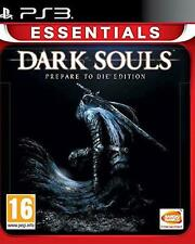 Dark Souls Prepare to Die Edition (PS3) Nuevo Sellado Essentials Gama