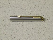 Unusual Vintage Parker Slimline Flighter Deluxe GT Brushed Steel Pen Cap  U.S.A.
