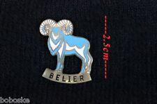 Insigne représentant un Bélier