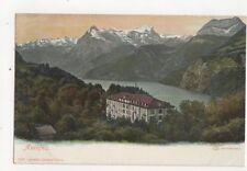 Axenfels Vintage Postcard Switzerland 389a
