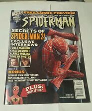 spiderman wizard special edition 2004