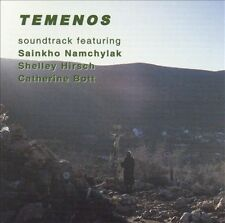 Temenos Soundtrack Sainkho Namtchylak Shelley Hirsch Catherine Bott Leo Records